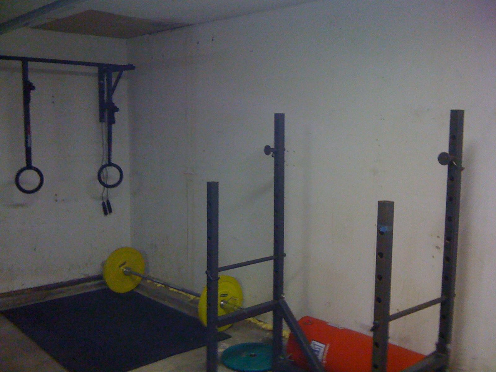 Garage gym 2 : smart shopping reepicheeps coracle